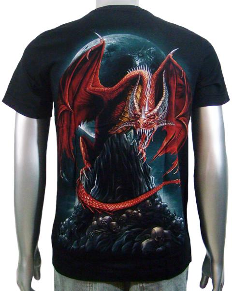 Mens Animal Print Shirt