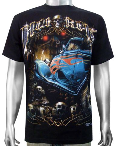 Hot Rod Ford Pop T-shirt: click to enlarge