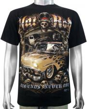 Hot Rod Street Race Car T-shirt