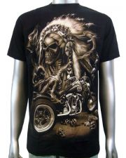 Indian Chief Custom Trike T-shirt