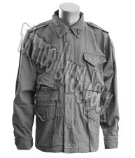 Molecule Mens Grey Combat Jacket